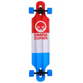 Grand Gopher Longboard DropThru
